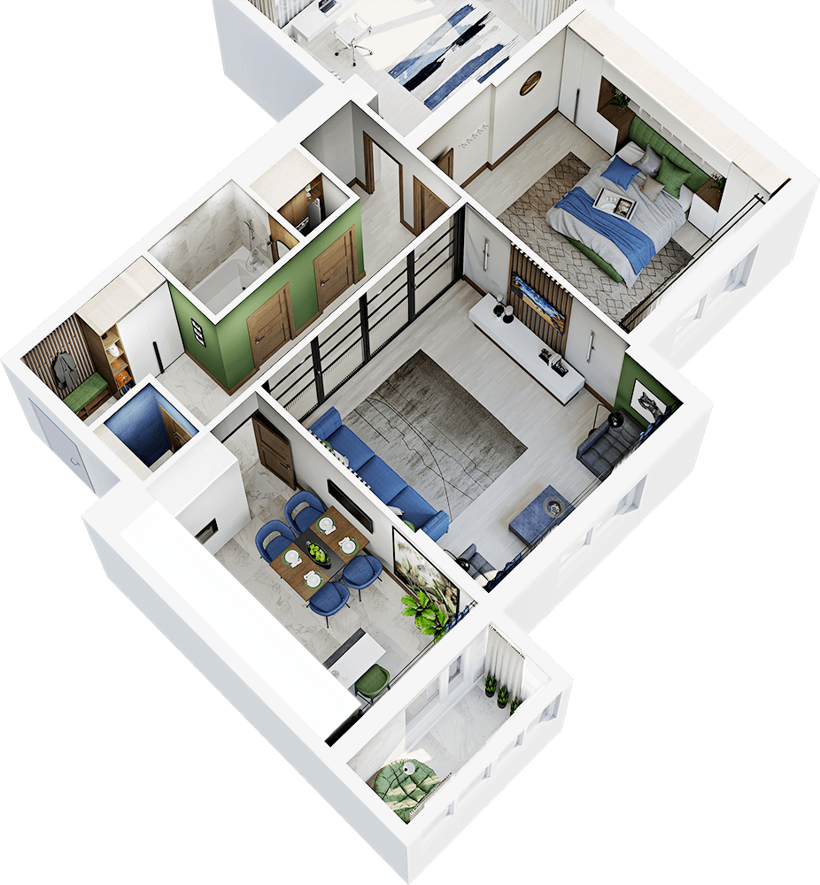Planoplan — Free 20D room planner for virtual home design, create ...